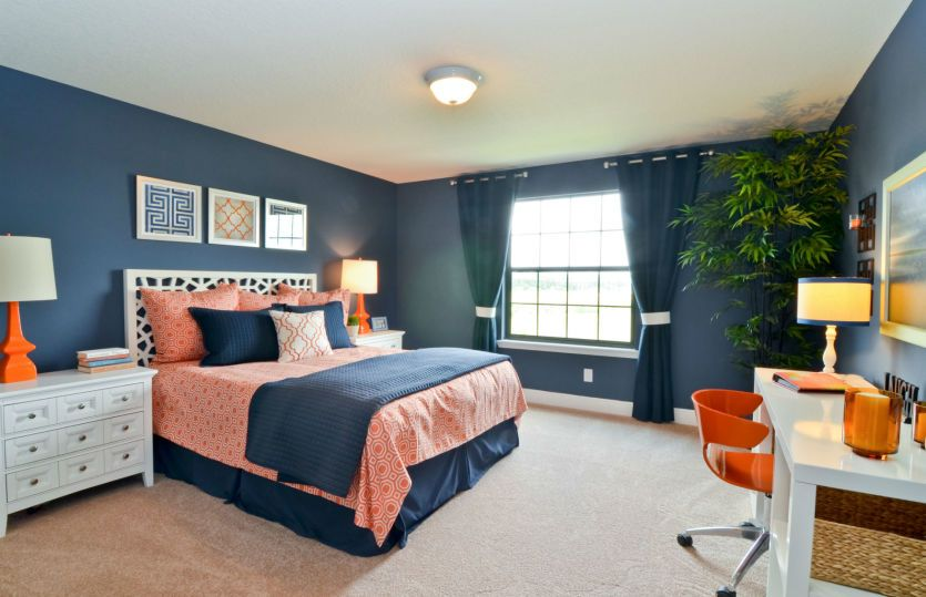 Bedroom featured in the Sandhill By Pulte Homes in Punta Gorda, FL