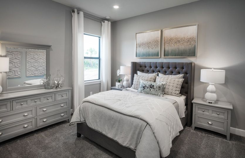 Bedroom featured in the Stonewater By Pulte Homes in Fort Myers, FL