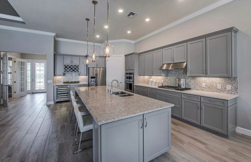 Kitchen featured in the Pinnacle By Pulte Homes in Fort Myers, FL