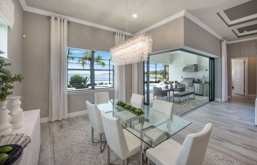 Living Area featured in the Pinnacle By Pulte Homes in Fort Myers, FL