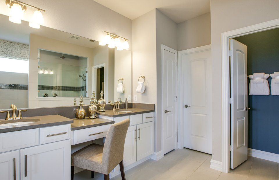 Bathroom featured in the Winsford By Pulte Homes in Naples, FL