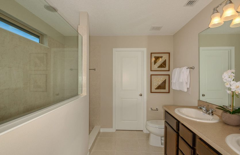 Bathroom featured in the Seamist By Pulte Homes in Fort Myers, FL