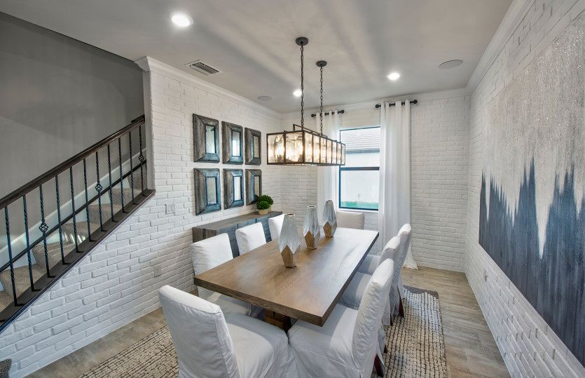 Living Area featured in the Palm By Pulte Homes in Punta Gorda, FL