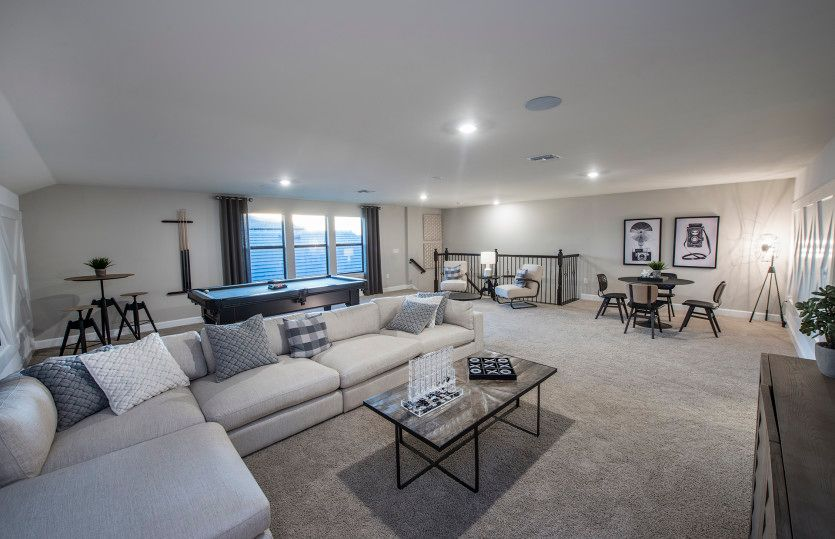 Living Area featured in the Palm By Pulte Homes in Fort Myers, FL