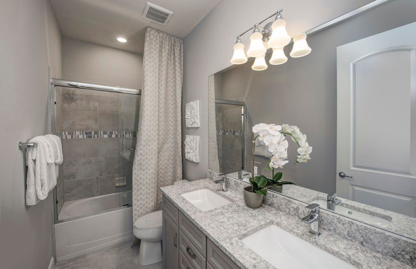 Bathroom featured in the Tropic By Pulte Homes in Naples, FL