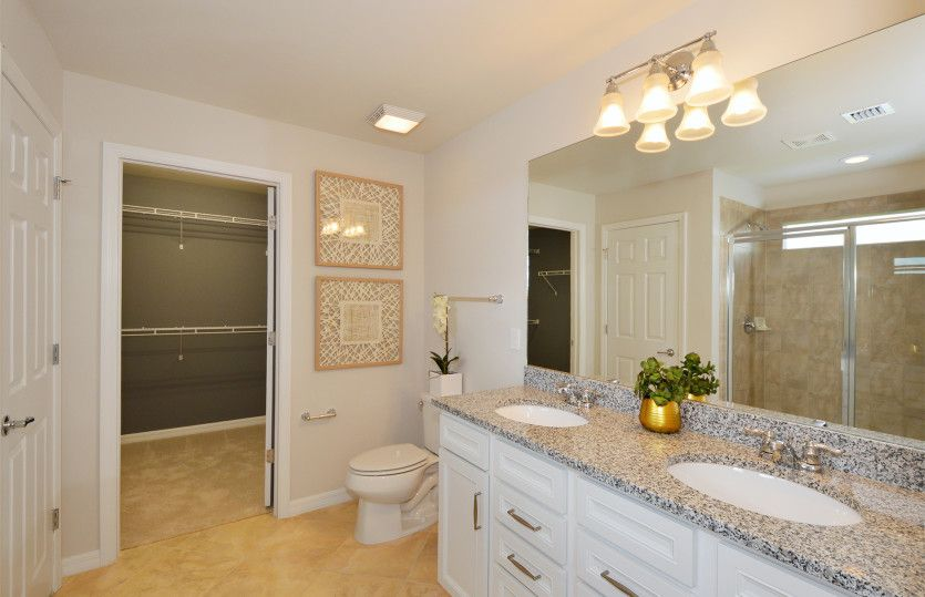 Bathroom featured in the Starboard By Pulte Homes in Naples, FL