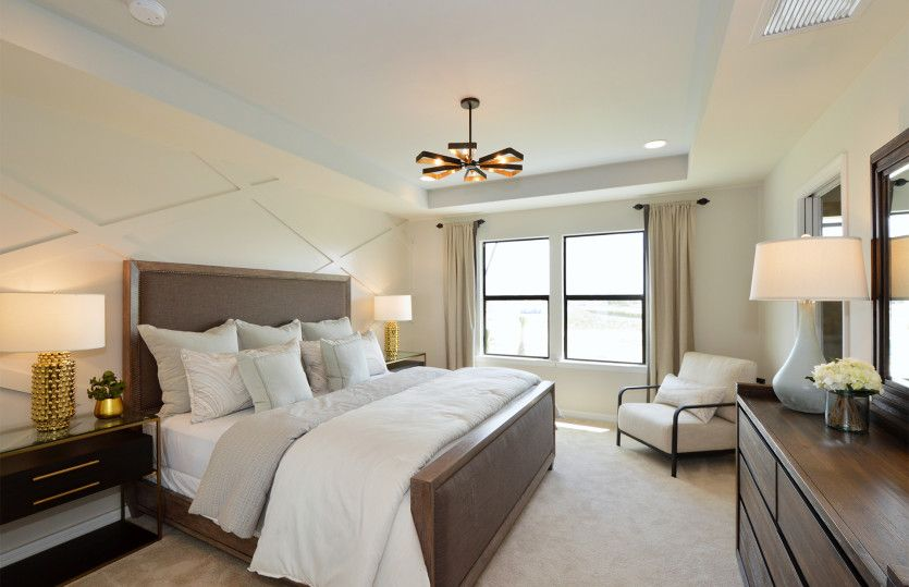 Bedroom featured in the Starboard By Pulte Homes in Naples, FL