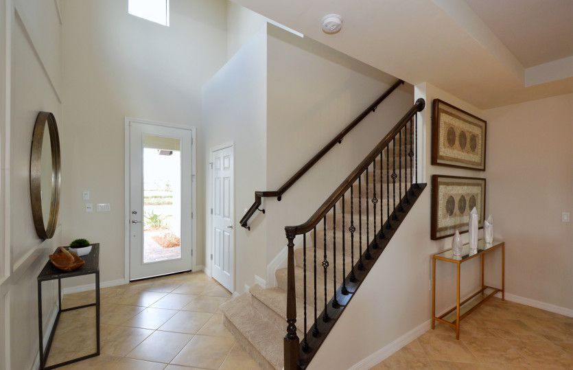 Living Area featured in the Starboard By Pulte Homes in Naples, FL