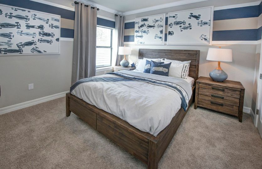 Bedroom featured in the Cyprus By Pulte Homes in Naples, FL