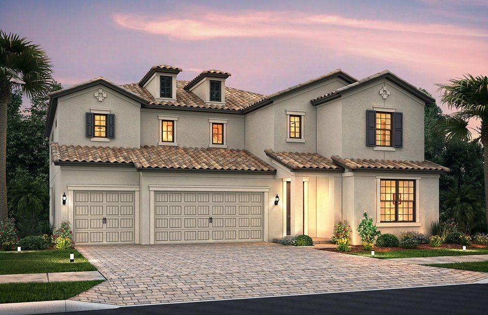 Exterior featured in the Heatherton By Pulte Homes in Naples, FL
