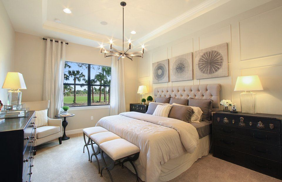 Bedroom featured in the Summerwood By Pulte Homes in Naples, FL