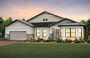 Camelot - Greyhawk at Golf Club of the Everglades: Naples, Florida - Pulte Homes