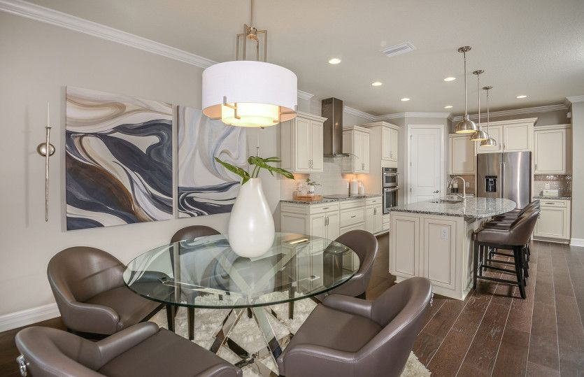 Kitchen featured in the Millstone By Pulte Homes in Tampa-St. Petersburg, FL