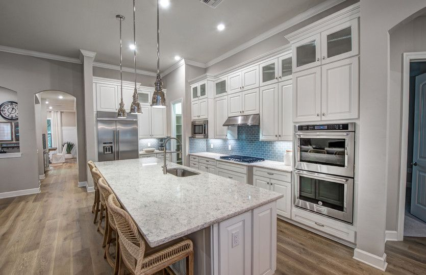 Kitchen-in-Camelot-at-Enclave at Palm Harbor-in-Palm Harbor