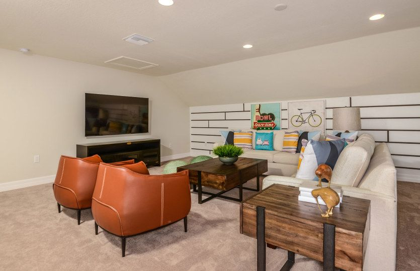 Living Area featured in the Summerwood Grand By Pulte Homes in Tampa-St. Petersburg, FL