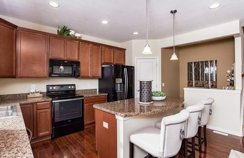Kitchen-in-Baldwin-at-Wood Hollow-in-Noblesville