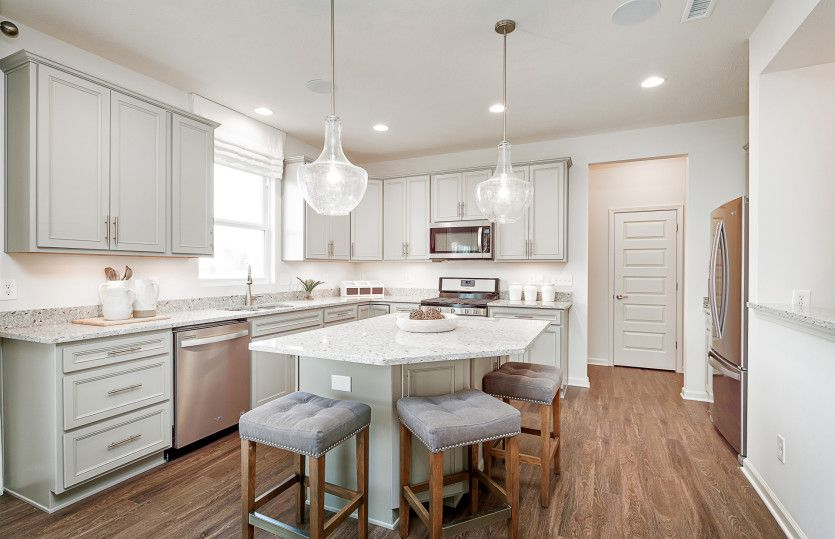 Kitchen featured in the Greenfield By Pulte Homes in Louisville, KY