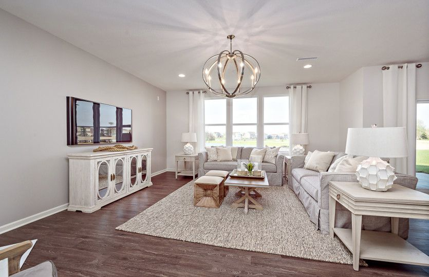 Living Area featured in the Greenfield By Pulte Homes in Louisville, KY