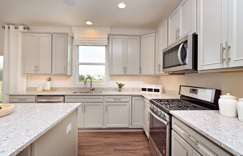 Kitchen-in-Greenfield-at-Lake Forest-in-Noblesville