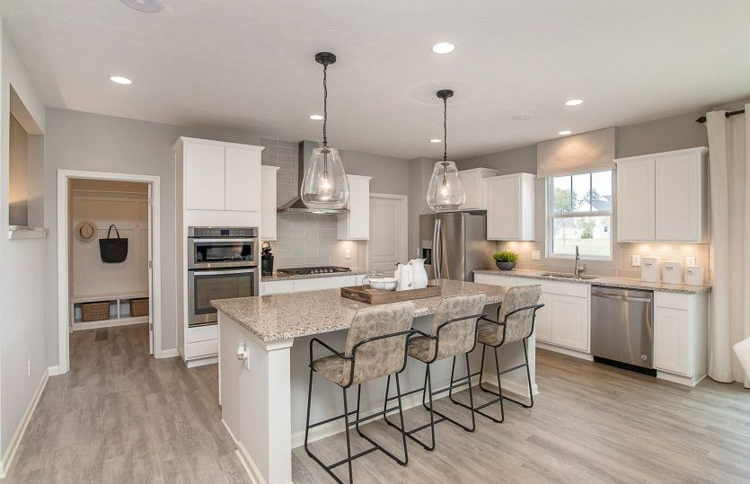 Kitchen featured in the Westchester By Pulte Homes in Indianapolis, IN
