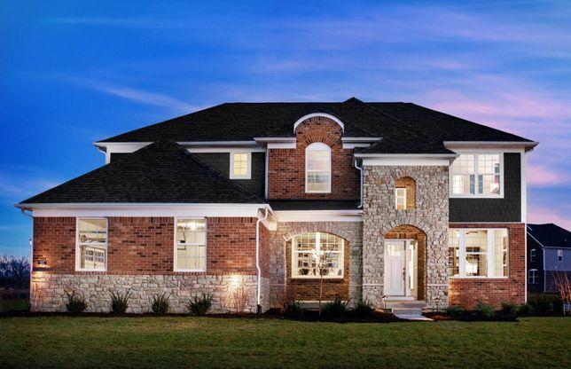 Woodside:Model Home Design