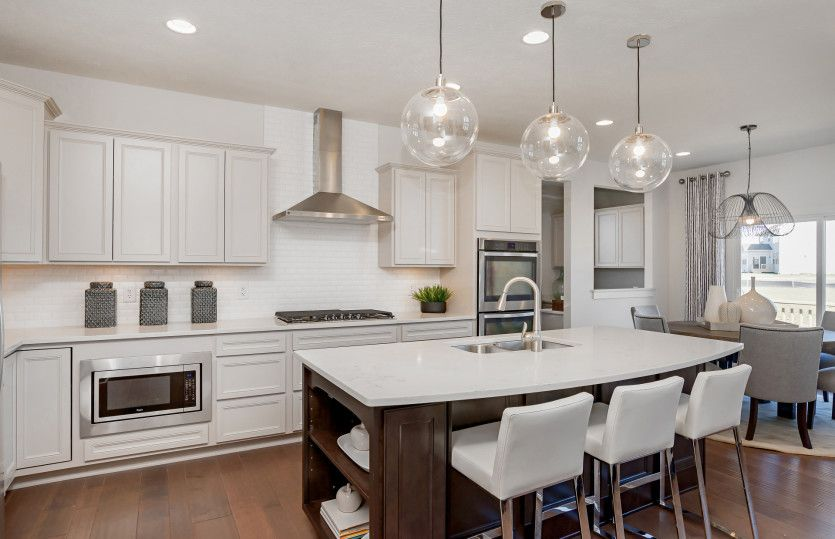 Kitchen-in-Woodside-at-Lake Forest-in-Noblesville