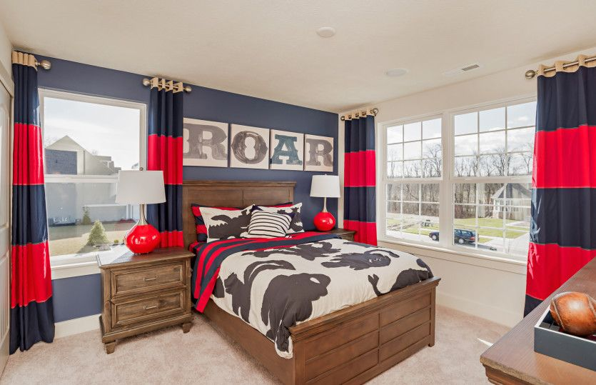 Bedroom featured in the Woodside with Basement By Pulte Homes in Indianapolis, IN