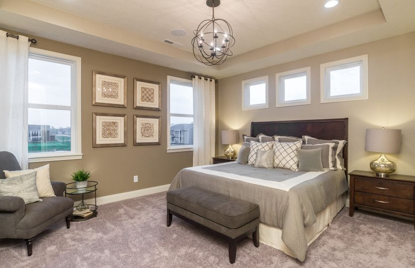 Bedroom featured in the Allison with Basement By Pulte Homes in Indianapolis, IN