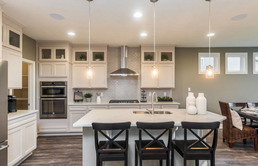 Kitchen featured in the Allison with Basement By Pulte Homes in Indianapolis, IN