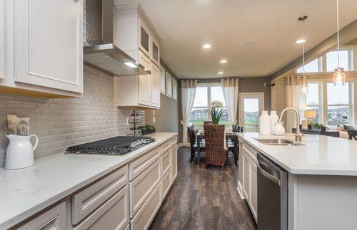Kitchen-in-Allison-at-Bear Creek-in-Carmel