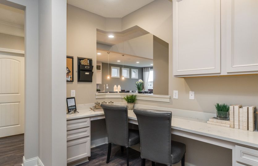Living Area featured in the Allison By Pulte Homes in Indianapolis, IN