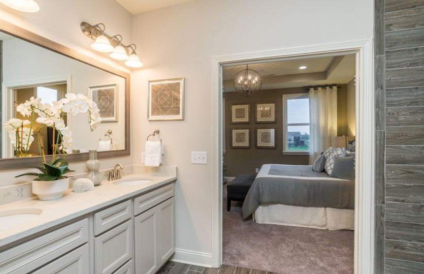 Bathroom featured in the Allison with Basement By Pulte Homes in Indianapolis, IN