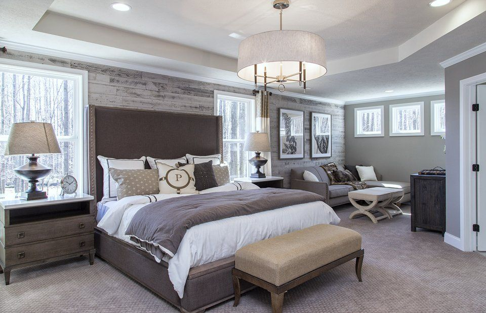 Bedroom featured in the Skyview By Pulte Homes in Akron, OH
