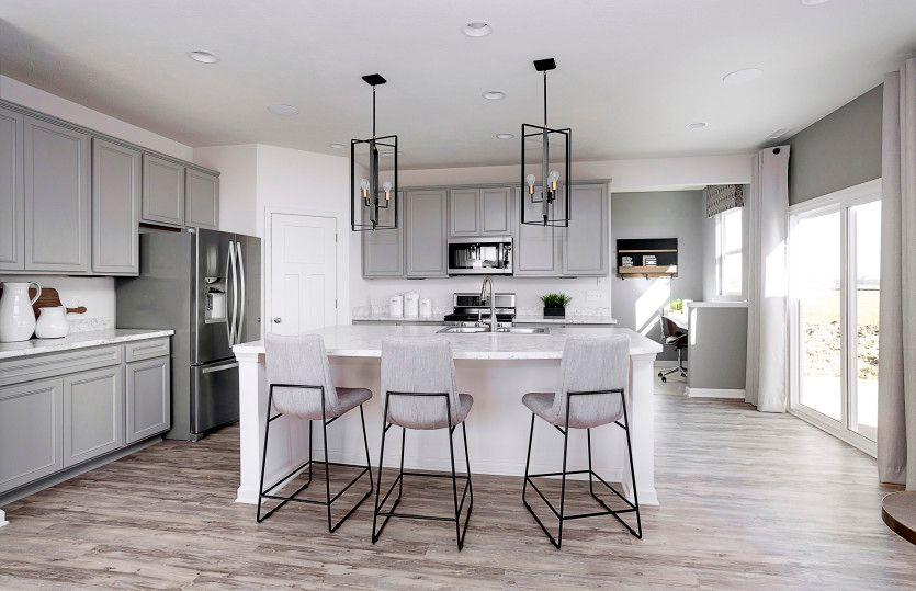 Kitchen-in-Fifth Avenue-at-Harvest Park-in-Whitestown