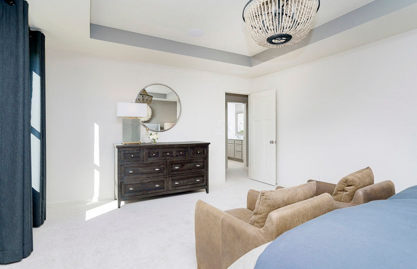 Bedroom featured in the Fifth Avenue By Pulte Homes in Indianapolis, IN