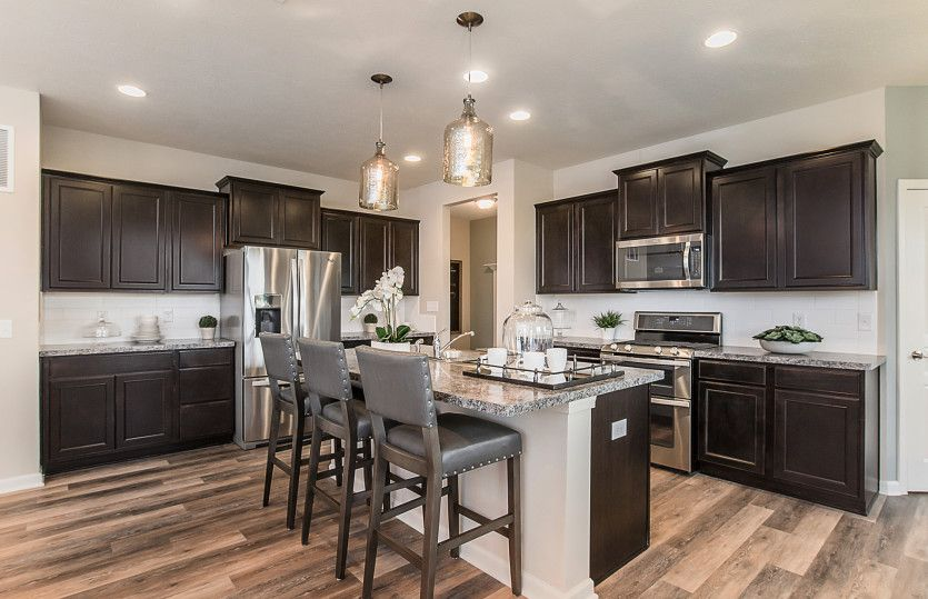 Kitchen featured in the Boardwalk By Pulte Homes in Indianapolis, IN