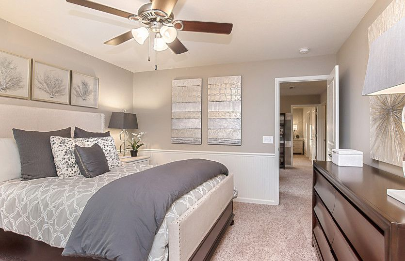 Bedroom featured in the Boardwalk By Pulte Homes in Indianapolis, IN