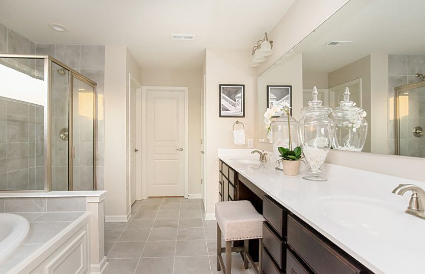 Bathroom featured in the Boardwalk By Pulte Homes in Indianapolis, IN