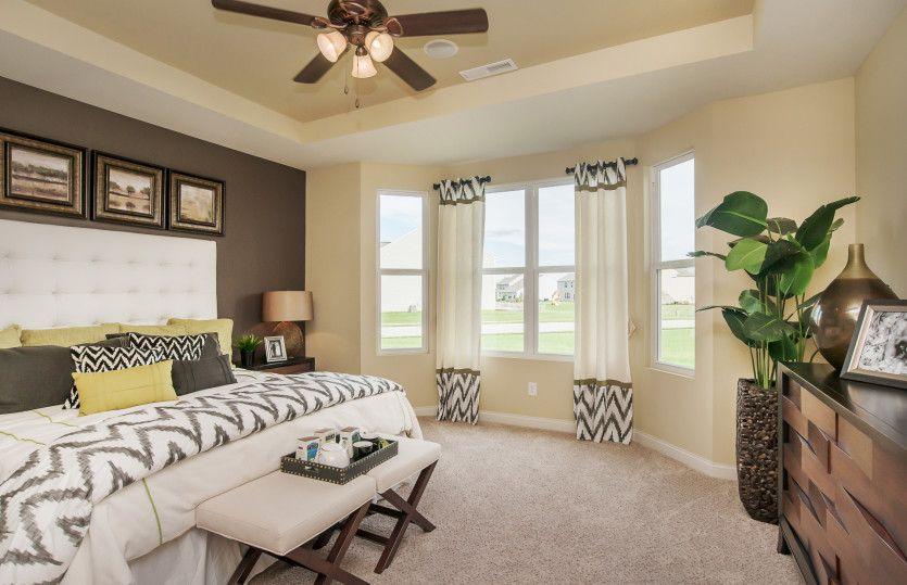 Bedroom featured in the Amberwood By Pulte Homes in Indianapolis, IN