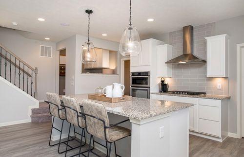 Kitchen-in-Westchester-at-Brownstone-in-Avon