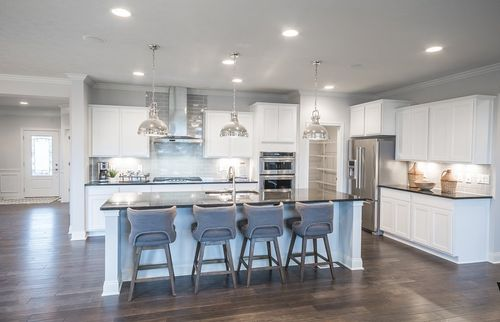 Kitchen-in-Glenburne-at-Clark Meadows at Anson-in-Whitestown