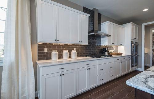 Kitchen-in-Monaco-at-Hidden Pines-in-Zionsville