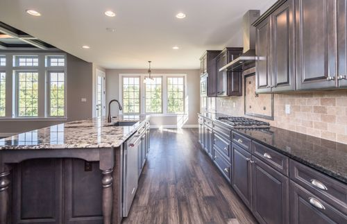Kitchen-in-Vienna-at-Heritage at Spring Mill-in-Carmel