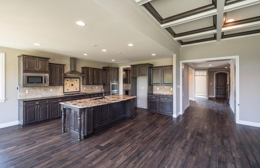 Kitchen featured in the Vienna By Pulte Homes in Indianapolis, IN
