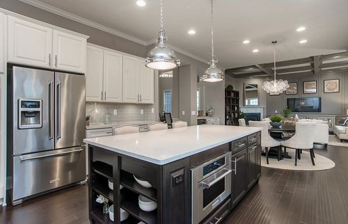 Kitchen-in-Truman-at-Woods at Shelborne-in-Carmel