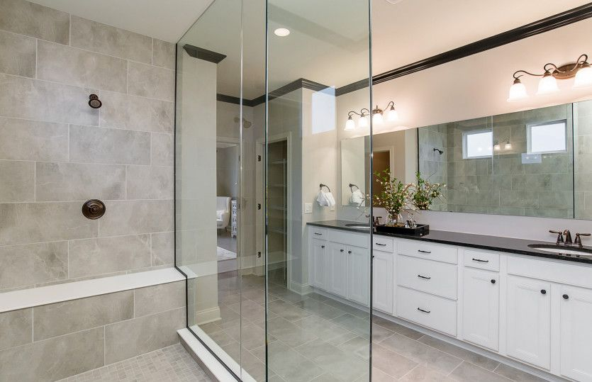 Bathroom featured in the Bourges By Pulte Homes in Indianapolis, IN