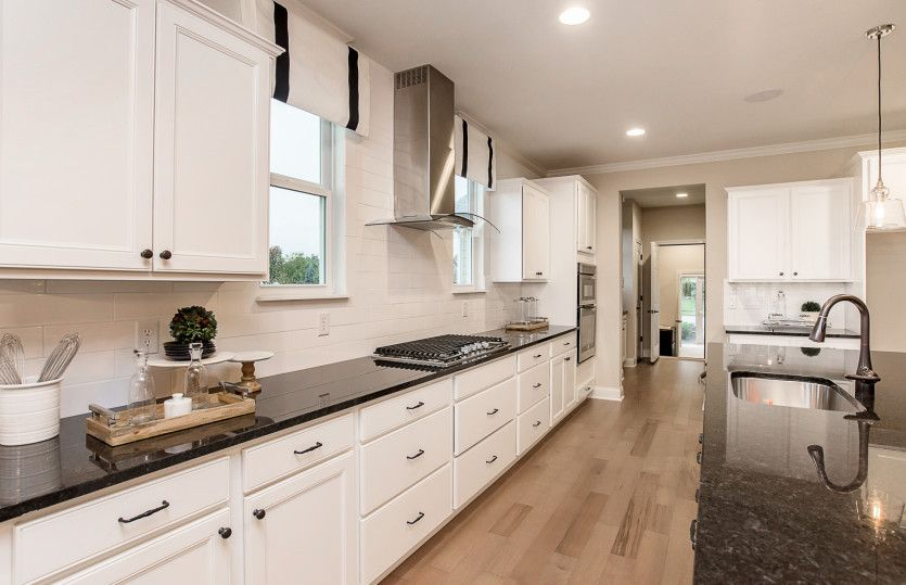 Kitchen featured in the Bourges By Pulte Homes in Indianapolis, IN