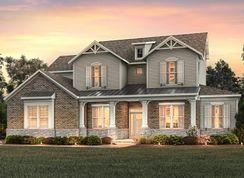 Plan 3850 - Village of WestClay: Carmel, Indiana - Pulte Homes