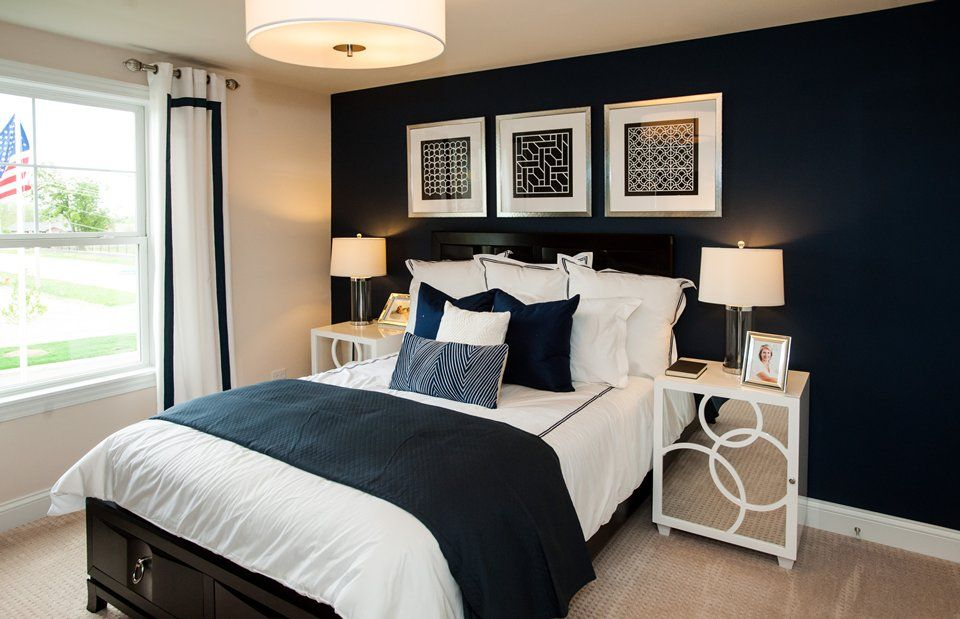 Bedroom featured in the Plan 3850 By Pulte Homes in Indianapolis, IN