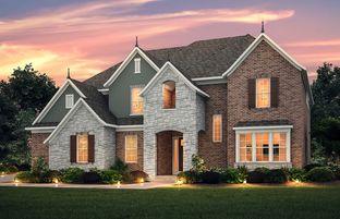 Plan 3950 - Village of WestClay: Carmel, Indiana - Pulte Homes